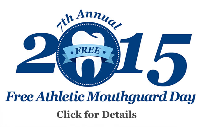Free Athletic Custom Fit Mouthguard Day at Door County Dental Care in Sturgeon Bay, WI