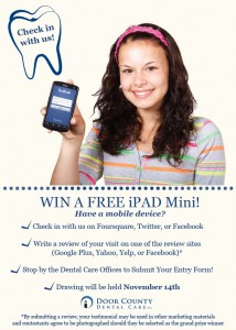 iPad Mini Contest