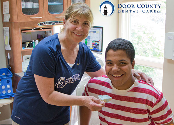 Door County Dental Care FREE Mouthguard Event