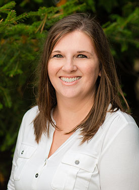 Dentist Assistant Crystal at Door County Dental Care