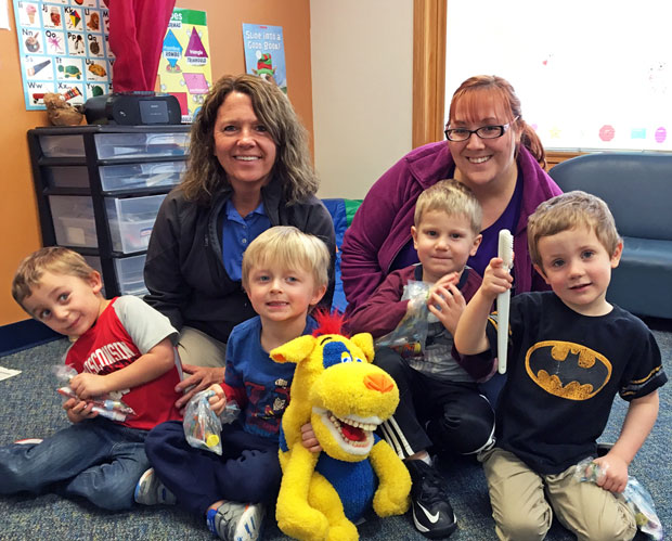 Door County Dental Care and Kids Dental Health Month