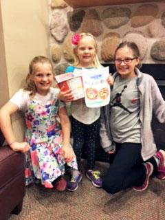 Door County Dental Care October Coloring Contest Winner