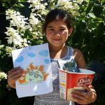 July Coloring Contest Winner at Door County Dental Care