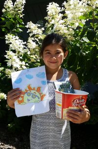 July Coloring Contest Winner