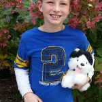 Door County Dental Care Stuffed Dog Winner September