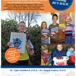 2017 Halloween Candy Buyback at Door County Dental Care in Sturgeon Bay, WI