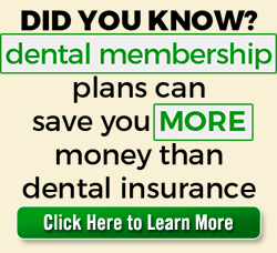 Savings on Dental Care Costs - Dental Insurance VS Dental Membership Plan