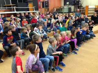 Door County Dental Care Dental Health Care Month Sturgeon Bay School Presentation