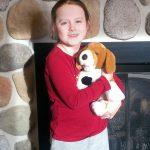 Door County Dental Care Stuffed Animal Winner