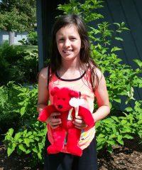 May Stuffed Animal Winner