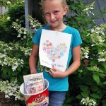 Most Recent 2018 Coloring Contest Winner at Door County Dental Care in Sturgeon Bay, WI