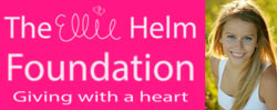 Supporting the Ellie Helm Foundation - Giving with a Heart in Door County, WI