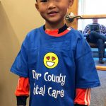 Good Patient T-Shirt Winner at Door County Dental Care in Sturgeon Bay, WI