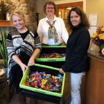 2018 Halloween Candy Buyback Results at Door County Dental Care