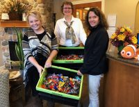 Over 150 Pounds of Candy Donated!
