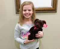 Stuffed Bear Winner