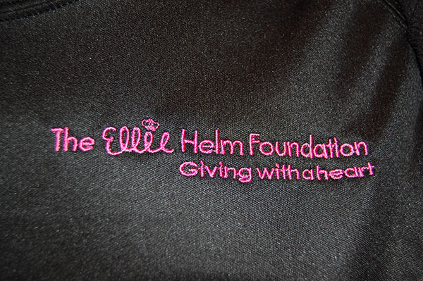 Ellie Helm Foundation Shirt Logo