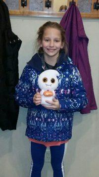 Stuffed Animal Winner