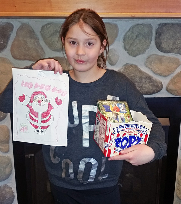 Coloring Contest Winner at Door County Dental Care in Sturgeon Bay, Wisconsin