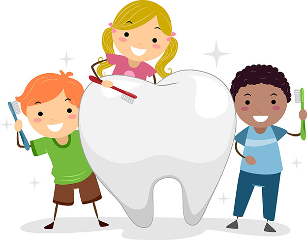 Guidelines for Brushing Children's Teeth from Door County Dental Care in Sturgeon Bay, Wisconsin