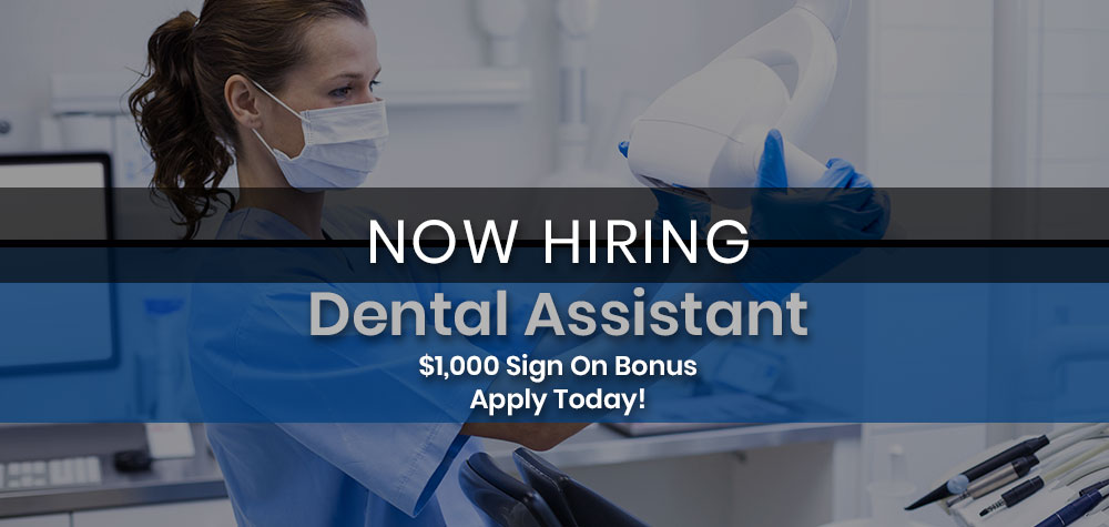 Now Hiring for Dental Assistant Job in Sturgeon Bay, WI