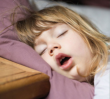 Mouth Breathing may Hinder Dental Development
